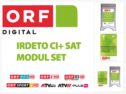 ORF DIGITAL MODUL