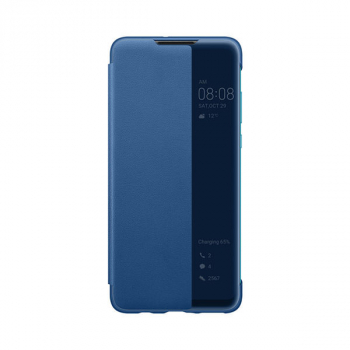 Huawei Smart View Flip Cover für P30 Lite blau (51993077)