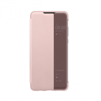 Huawei Smart View Flip Cover für P30 Lite rosa (51993078)