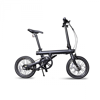XIAOMI Mi QiCYCLE Electric Folding Bike Ebike Elektro-Bike schwarz Elektro Fahrrad