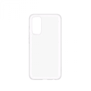 HDD Ultra Slim Silikon-Tasche (2mm) für Huawei P Smart 2021 / Y7 A transparent