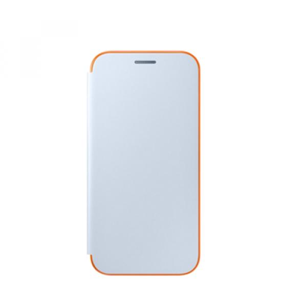EF-FA320PL Neon Flip Cover für Galaxy A3 (2017) blau