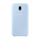 Samsung Dual Layer Cover für Galaxy J5 (2017) blau